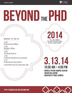 Beyond the PhD_Quarter Page Save the date 4
